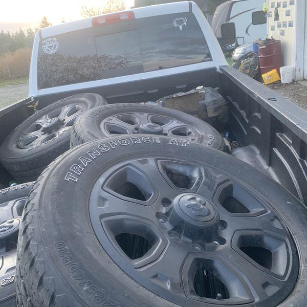4 Set Of Tires
