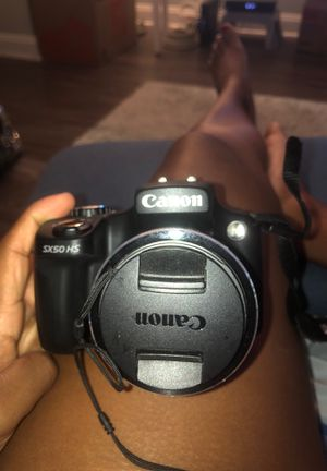 Canon SX 50 HS for Sale in Tampa, FL