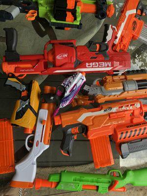 Nerf guns. for Sale in Austin, TX