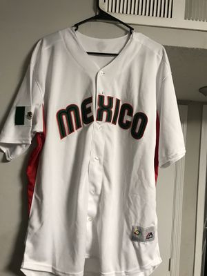 Mexico Baseball jersey for Sale in Lawrenceville, GA