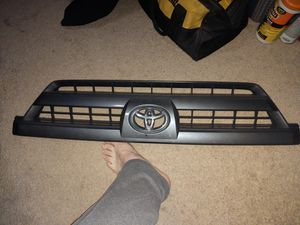 Front Grille Toyota 4Runner Limited for Sale in Federal Way, WA