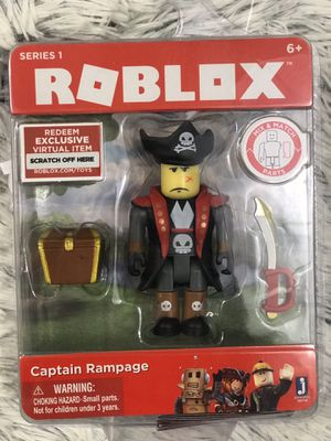 Roblox captain rampage for Sale in New Bern, NC