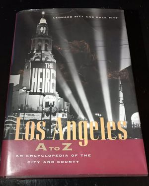 Book for Sale in Los Angeles, CA