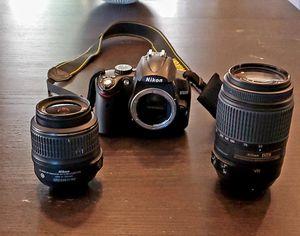 Nikon D5000 for Sale in Buckeye, AZ