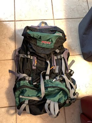 JanSport Rockies 100 hiking back Pack for Sale in Clearwater, FL