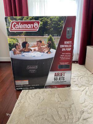 Coleman SaluSpa Inflatable Hot Tub for Sale in Lorton, VA