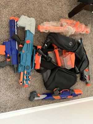 Nerf gun collection for Sale in Aubrey, TX