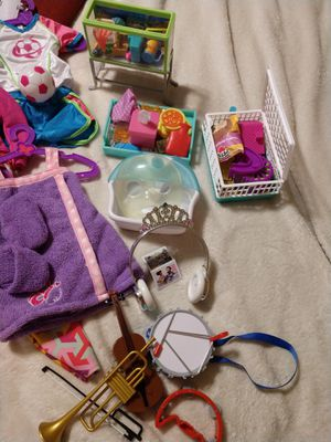 "18"" doll accessories/clothes for Sale in Cape Coral, FL"