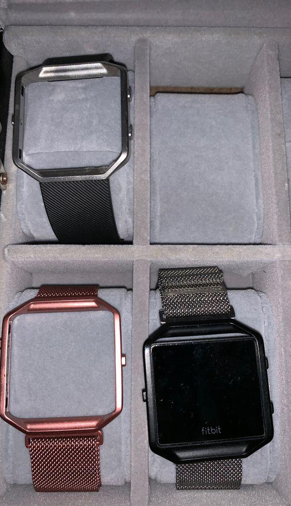 Fitbit Blaze + 2 Bands