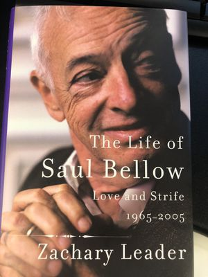 The life of Saul bellow for Sale in Crofton, MD