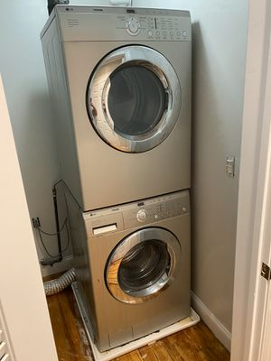 Gas Dryer & Washer for Sale in Salem, MA