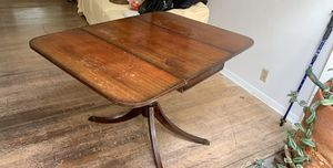 Coffee/game wooden table for Sale in Covina, CA