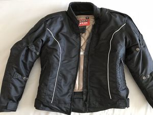 Ladies Cortech lrx motorcycle jacket for Sale in Camas, WA