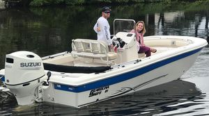 2018 21 Carolina Ultra Elite Center Console Boat, 200 Suzuki, Like New for Sale in Laguna Beach, CA