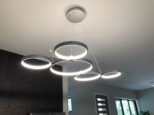 Modern Chandelier - Large Multiple Lights for Sale in Dallas, TX