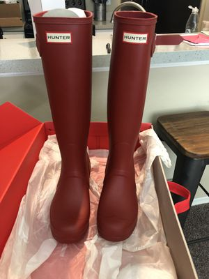 Hunter Rain Boots for Sale in Plant City, FL