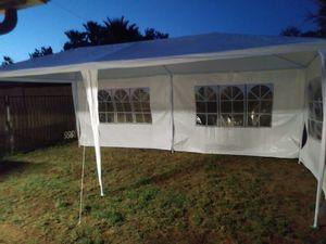 Party tent carpa 10×20 for Sale in Phoenix, AZ