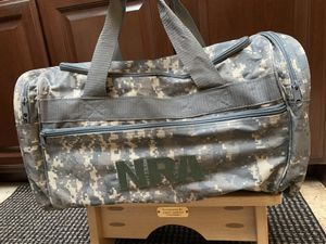 NRA digital Camo duffle bag New for Sale in Orange, CA