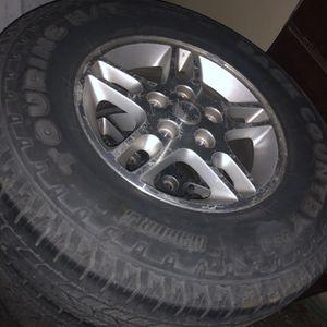 Wheels for Sale in Cutler, CA