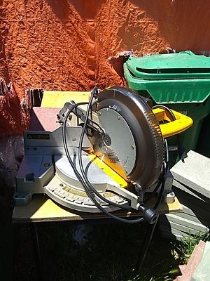 dw705 12 compound miter saw type 1 for Sale in Richmond, CA