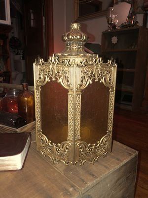 Antique Hanging Light / Lamp for Sale in Columbus, OH