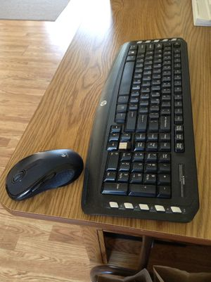 Wireless keyboard and mouse for Sale in Portland, OR