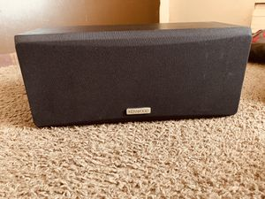 Kenwood Center Channel Speaker for Sale in Buffalo, NY