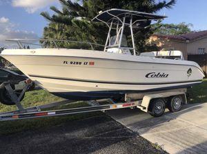 2002 COBIA 22 FEET READY TO FISH for Sale in Miami, FL