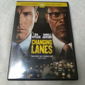 CHANGING LANES (DVD) for Sale in Phoenix, AZ
