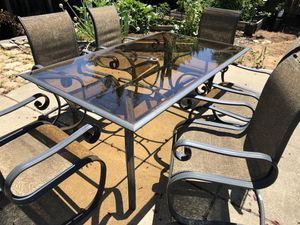 Don't wait for SUMMER- 7 piece Hampton Bay set for Sale in Concord, CA
