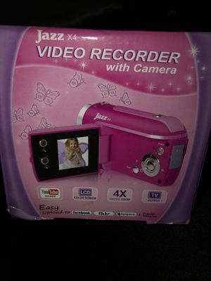 Girls video recorder with camera for Sale in Valley Stream, NY