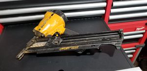 Bostitch framing nailer gun nail 30 degree for Sale in Streamwood, IL