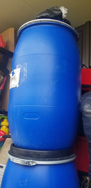 55 gallon barrel for Sale in New York, NY