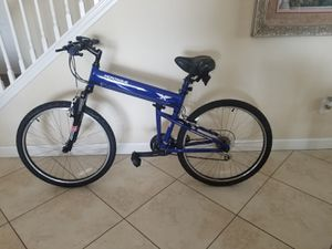 Montague Paratrooper Express folding bike for Sale in Kissimmee, FL