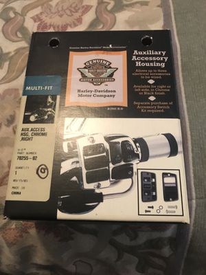Harley Davison multi-fit. Auxiliary housing for Sale in Golden, CO