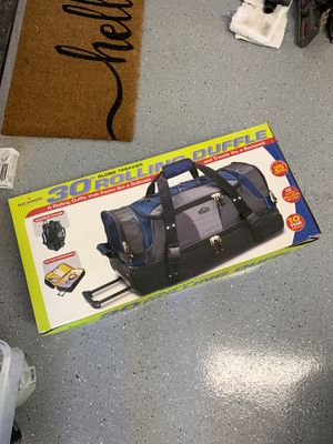 Rolling Duffle Bag (BRAND NEW) for Sale in Scottsdale, AZ
