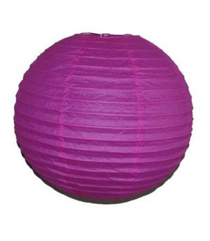 """Wholesale Lot 24 Pack - Party Paper Lantern-Round 12""""-Luau Supplies- Oriental/Chinese Lamps - Hot Pink for Sale in Kissimmee, FL"""