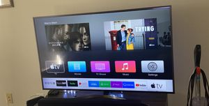 55 inch Samsung smart tv for Sale in Rockville, MD