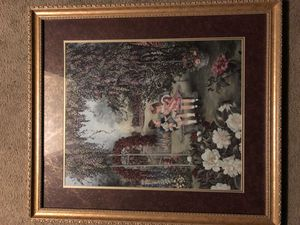 Glynda Turley framed signed/numbered print for Sale in Evansville, IN
