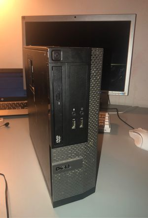 Office computer for parts for Sale in Charlotte, NC