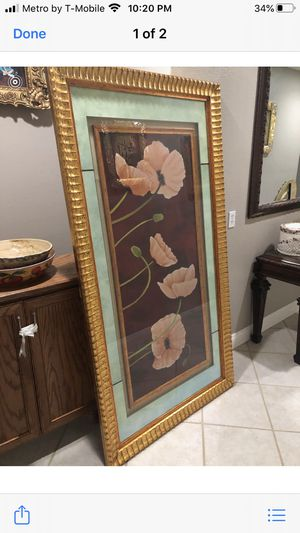 Heavy duty picture frame for Sale in Hayward, CA