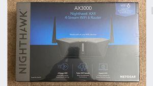 Netgear nighthawk AX3000 for Sale in San Jose, CA