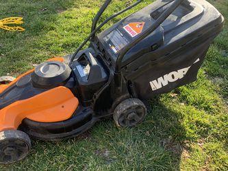 Worx electric Lawn Mower for Sale in Falls Church,  VA