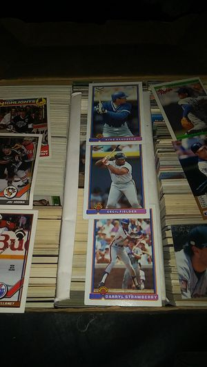 Baseball and hockey cards for Sale in Antioch, CA