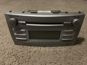 2011 Toyota Camry AM/FM CD player for Sale in Phoenix, AZ