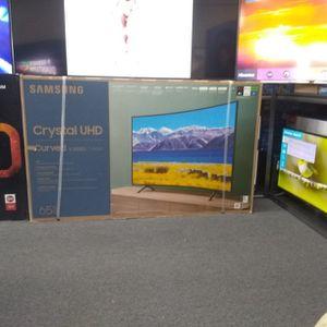 "65"" Samsung Curved 8 Series 4k Smart Tv for Sale in El Monte, CA"