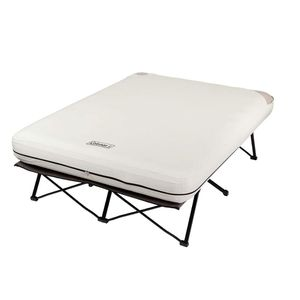 💥 Folding Camp Cot and Air Bed with Side Tables for Sale in Los Angeles, CA