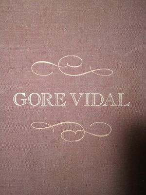 "1st Edition ""BURR A Novel"" by Gore Vidal for Sale in Mount Vernon, IN"
