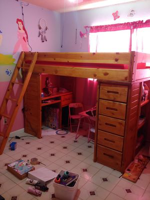 Kids high bed for Sale in Orosi, CA