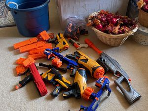 Large Nerf Gun Collection for Sale in Roseville, CA